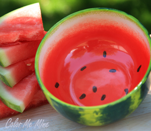 Beverly Hills Watermelon Bowl