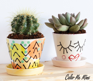 Beverly Hills Cute Planters