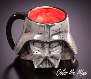 Beverly Hills Darth Vader Mug