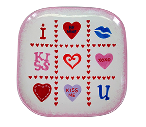 Beverly Hills Valentine's Tic Tac Toe