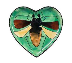 Beverly Hills Titan Beetle Plate