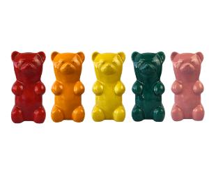 Beverly Hills Gummy Bear Bank